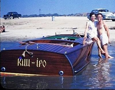 How do I value and sell my father's 1950 Chris Craft Replica?