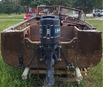 Is this $400 boat with a twist in the keel a bargain or firewood