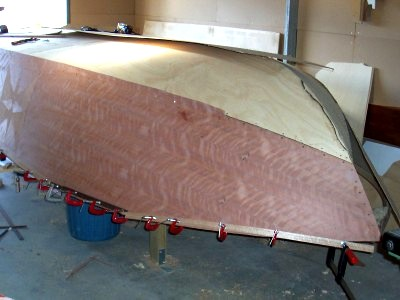 plywood boat designs