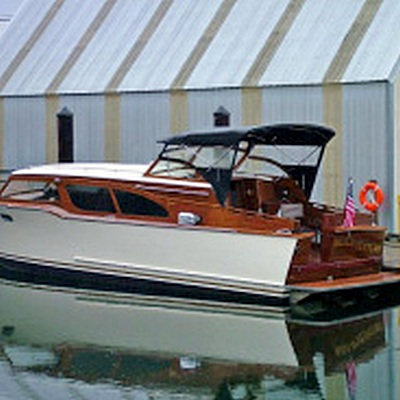 1956 Youngquist Viking 36