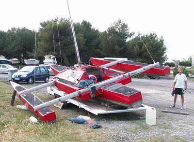 RED DWARF at Balaruc-les-Bains
