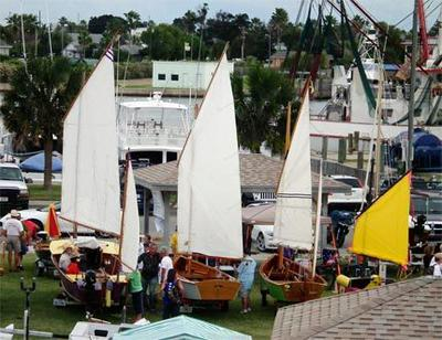Port Aransas Wooden Boat Festival