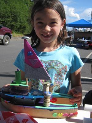 Port of Toledo (Oregon) 8th Annual Wooden Boat Show