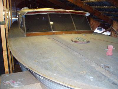 Chris Craft 45 1960 Constilation