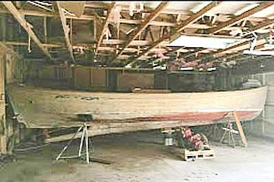 Henry. B. Nevins, Inc. 24' Double Ended Launch