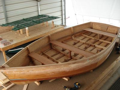 stitch and glue dinghy plans