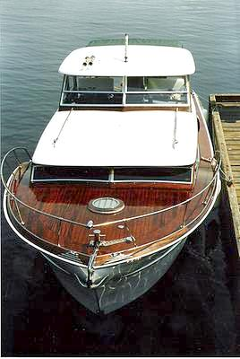 Chris Craft Commander  Wiring Numbering System