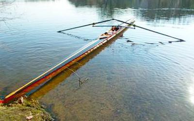 single scull boanne