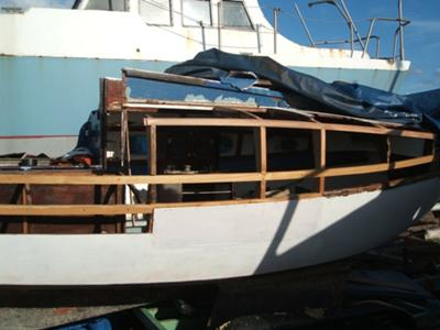 Spring Brezz a 21ft Westerly Westcoaster