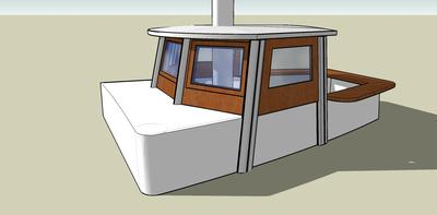 my new pilothouse design...