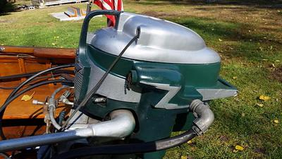1954 Old Town Runabout