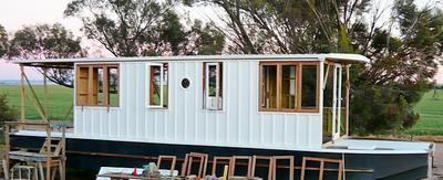 40 foot shantyboat houseboat solutioingenieria Choice Image