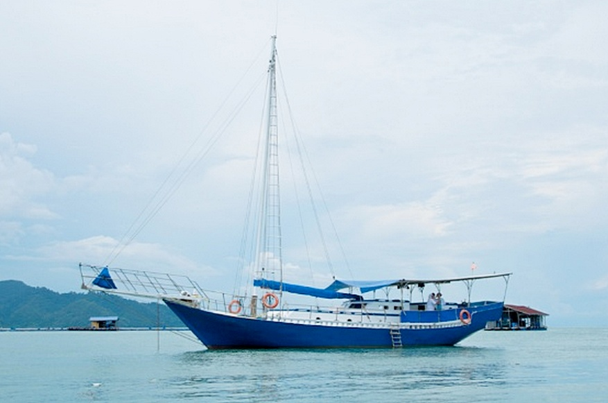 Licensed 72 Ft Charter Yacht Business Langkawi Island
