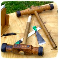 Boatbuilding Tools for the Wooden Boat Builder.