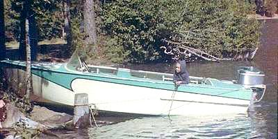 15-ft sea-babe designed by William D. Jackson