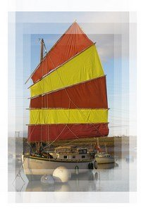 Mignonne's Chinese Junk Rig