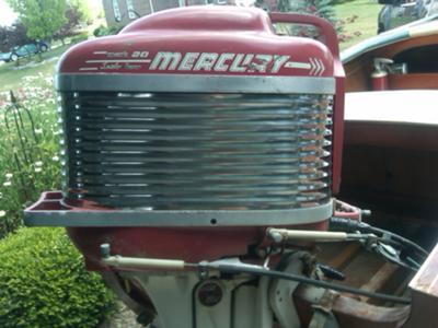 Mercury Mark 30