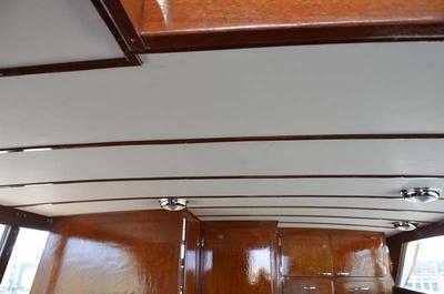 Natural Wood Interior