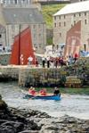 Heritage vessels from near and far attend the Aberdeen Asset Management Scottish Traditional Boat Festival